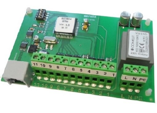 PCB GBS - Frico