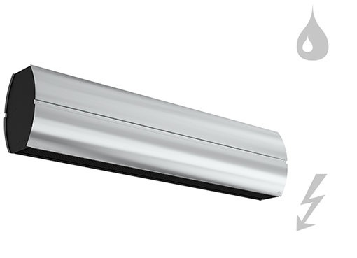 Corinte ACCS - Commercial - Air curtains - Products - Frico