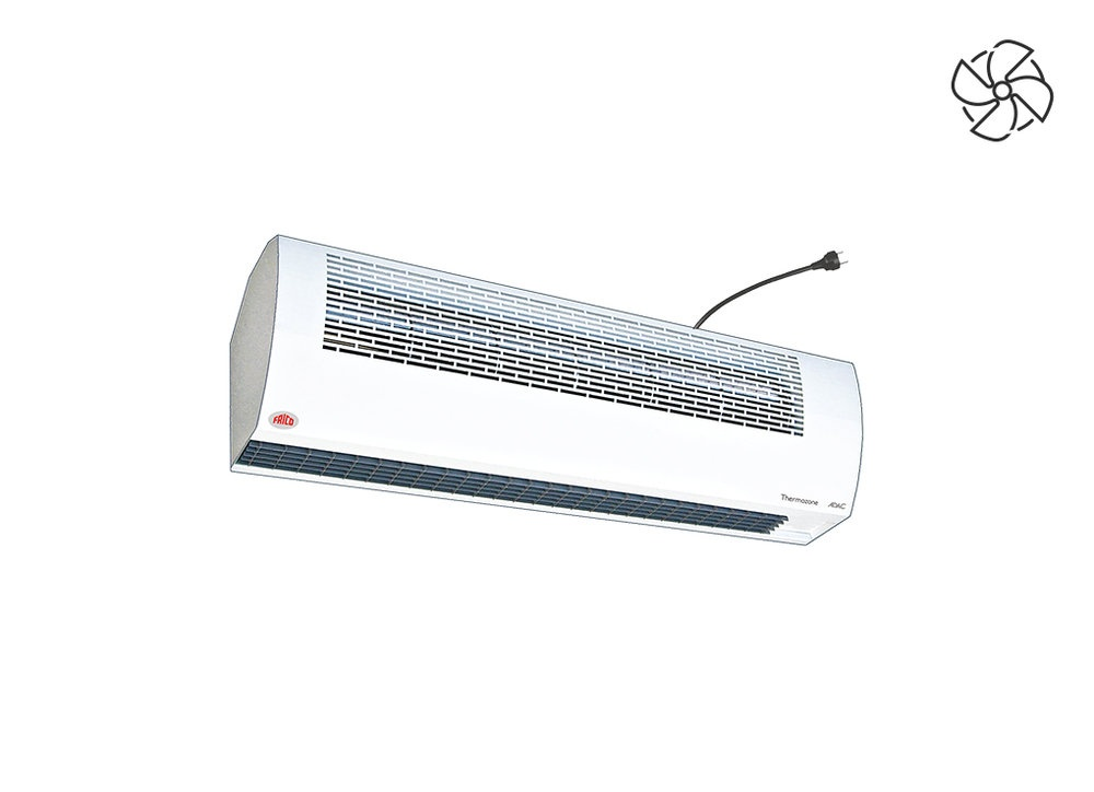 ADA Cool - Specific applications - Air curtains - Products - Frico