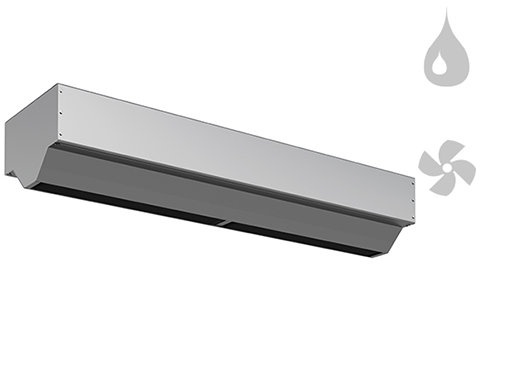 AGI4500 - Industry - Air curtains - Products - Frico