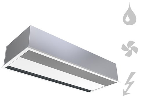 AR4200 - Commercial - Air curtains - Products - Frico