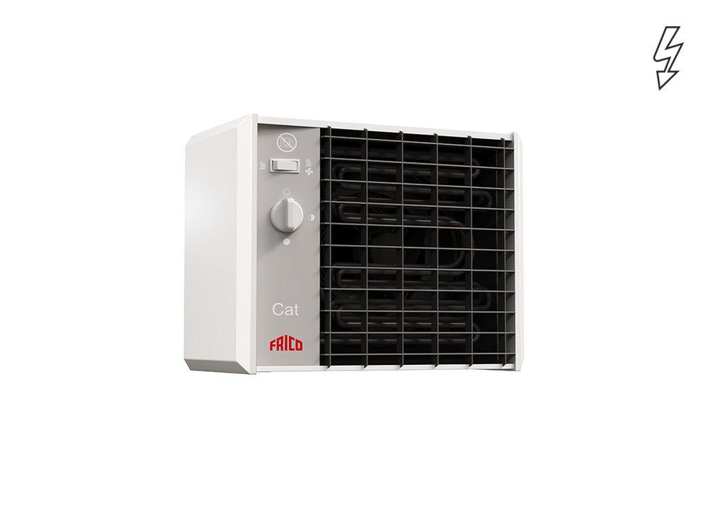 CAT - Stasjonære varmluftsvifter - Varmluftsvifter - Produkter - Frico