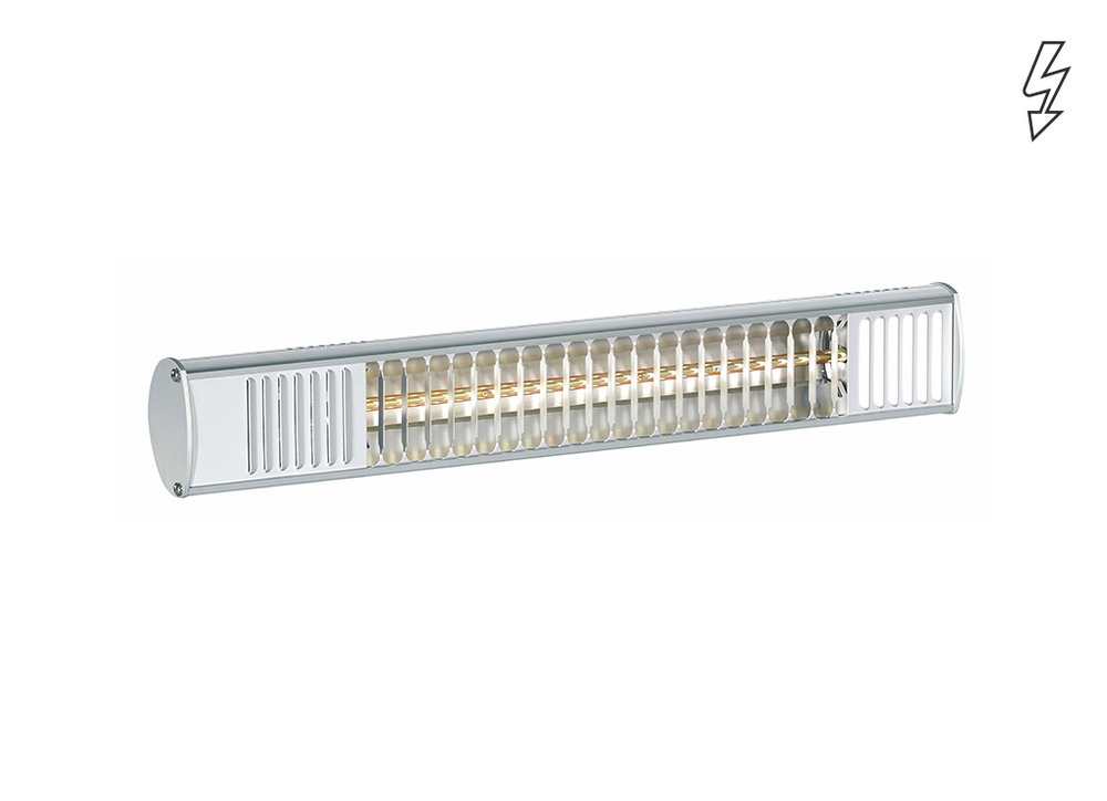 Infralu IHAL - Outdoors - Radiant Heaters - Products - Frico