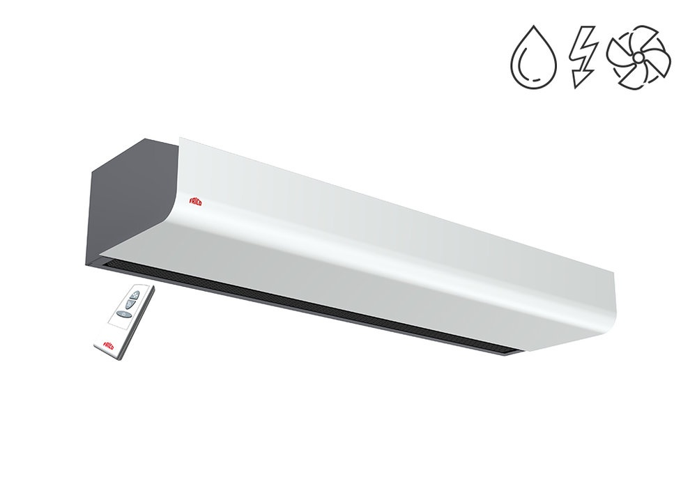 PA3200C - Commercial - Air curtains - Products - Frico