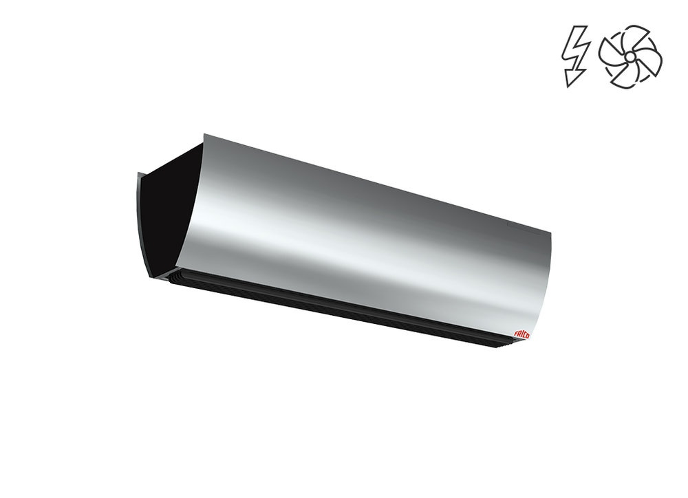 Portier - Entrances - Air curtains - Products - Frico
