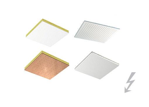 Modulare Deckenheizung - Büros, Geschäfte und öffentliche Einrichtungen - Wärmestrahler - Produkte - Frico