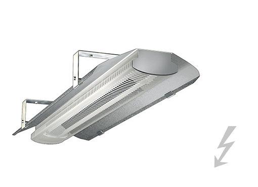 Обогреватель скамеек SH - Радиаторы - Конвекторы - Изделия - Frico