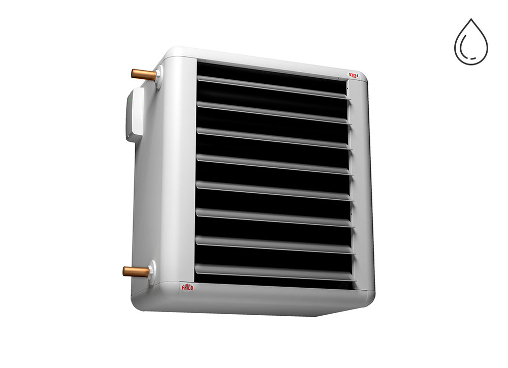 Fan heater SWH