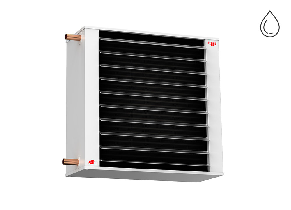 Fan heater SWL