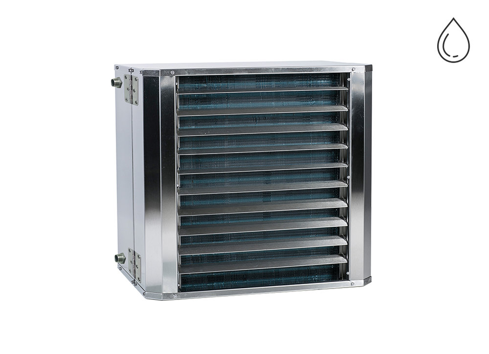 Fan heater SWX CS