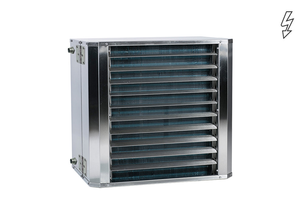 Fan heater SWX D