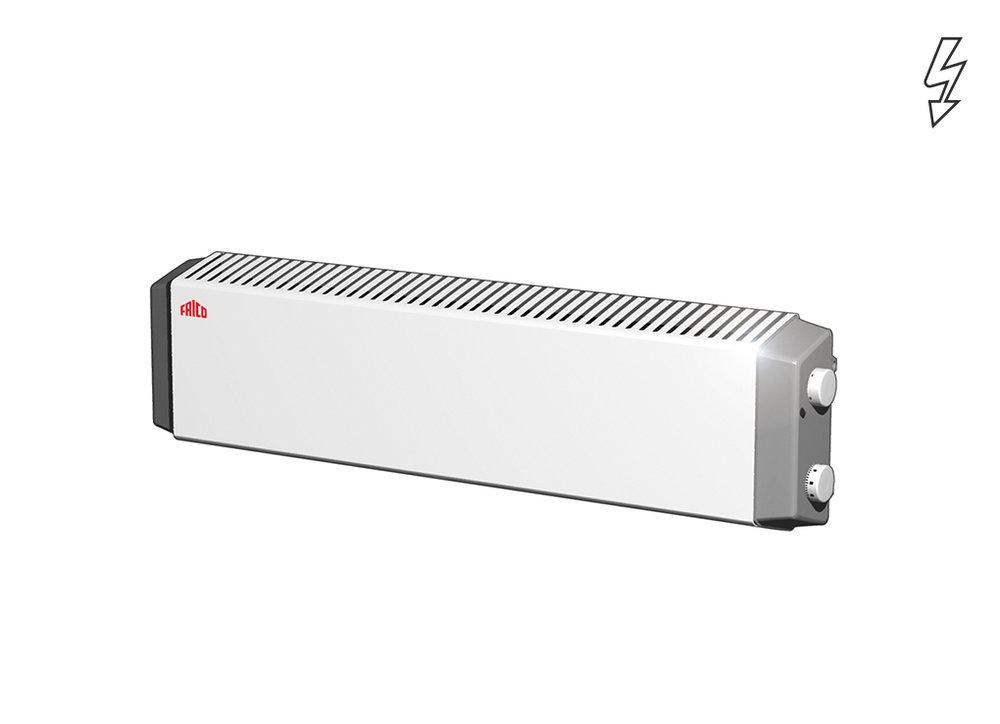 Thermowarm TWT - Radiatorer - Konvektorer - Produkter - Frico