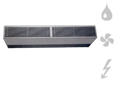 Contour M/G - Commercieel - Luchtgordijnen - Producten - Frico
