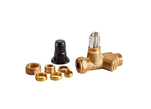 JVF20 Adjusting valve DN20 - Valvole - Frico