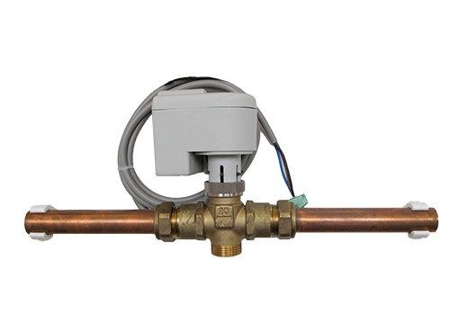 Overige kleppensets - Waterzijdige regeling - Regelingen - Producten - Frico