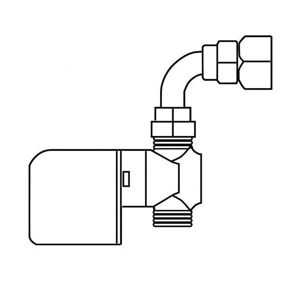 PCVR45 Kit V 3 Voies PCW4/5 - Obsolète - Frico