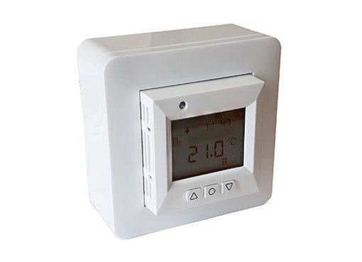 Elektroniska termostater, programmerbara