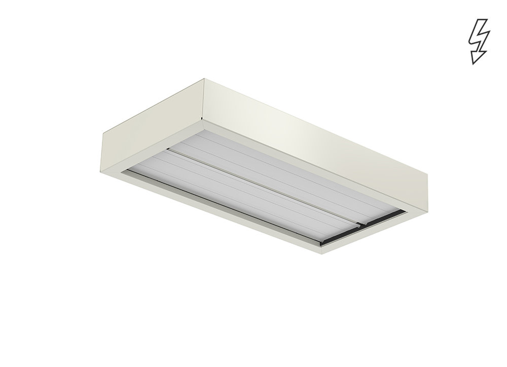 Thermocassette HPZ - Offices, shops and public premises - Radiant Heaters - Products - Frico