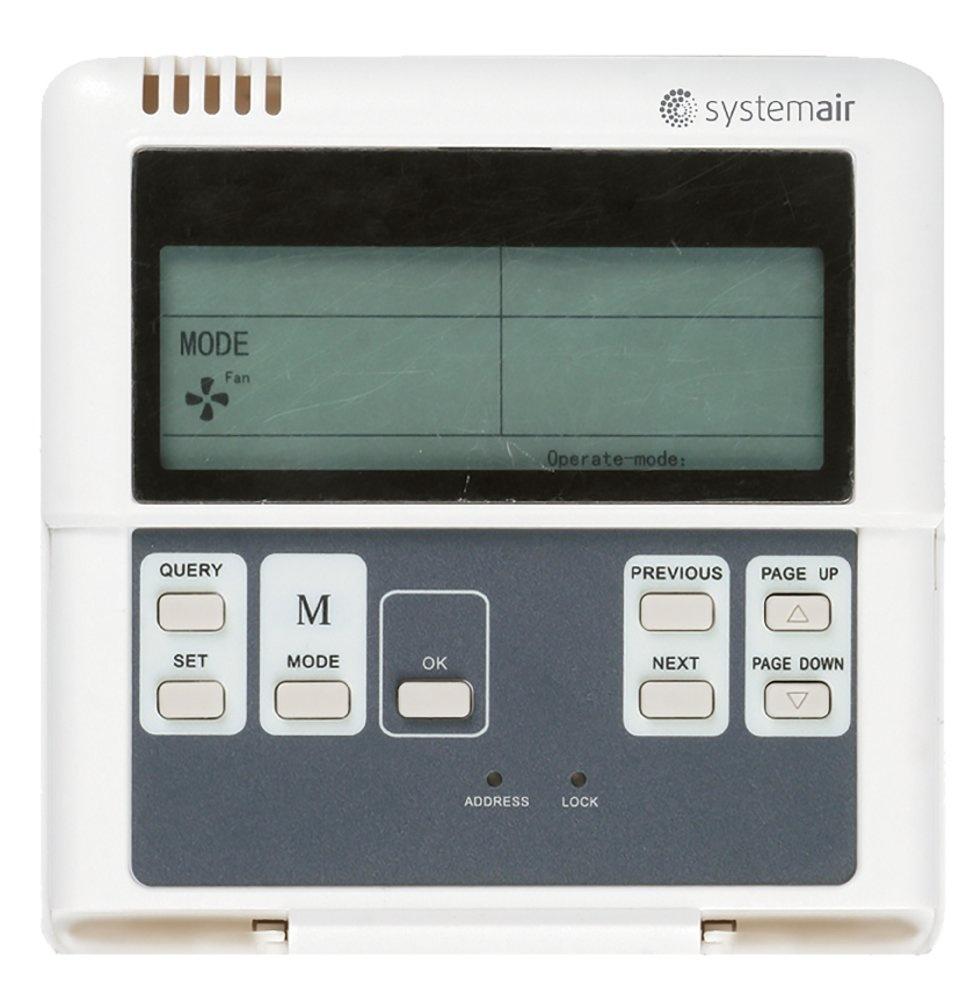 SYSCONTROL CWC 02 - Andere accessoires voor luchtgordijnen - Frico
